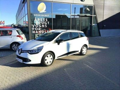 brugt Renault Clio IV TCe 90 Expression ST