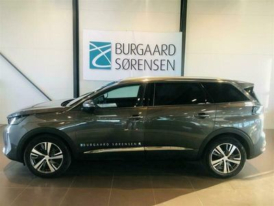 brugt Peugeot 5008 1,5 BlueHDi Allure Pack EAT8 130HK 5d 8g Aut.