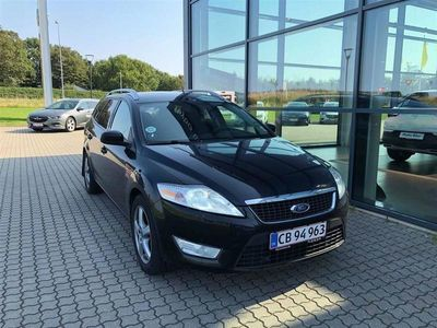 brugt Ford Mondeo 2,0 TDCi DPF Trend 115HK Stc 6g