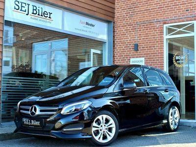 used Mercedes B200 2,1 CDi Business 136HK MPV 5d