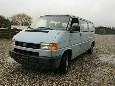 brugt VW Transporter 2,5 TDi 102