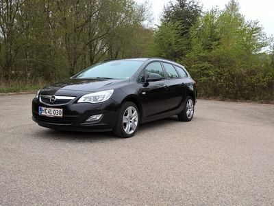 used Opel Astra 4 SPORTS TOURER T 140HK st.car