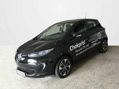 used Renault Zoe Intens