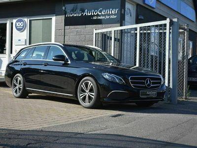 brugt Mercedes E200 1,6 stc. aut.