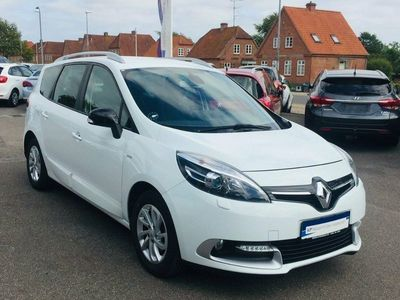 usata Renault Grand Scénic III 1,6 dCi 130 Limited Edition ESM 7p