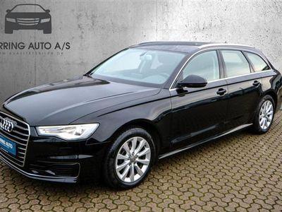 brugt Audi A6 Avant 2,0 TDI Ultra S Tronic 190HK Stc 7g Aut.