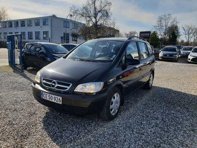 used Opel Zafira 1,8 16V Family 7prs