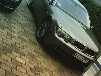 brugt BMW 735 3.6 272 HK