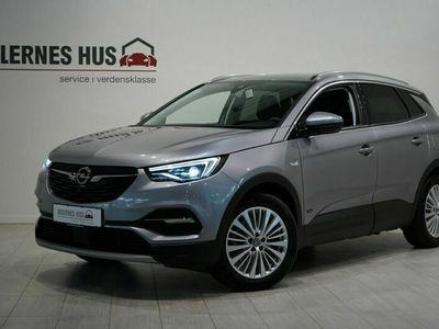 brugt Opel Grandland X Hybrid EuroLine aut.