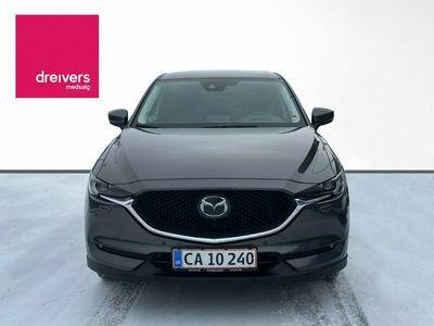 brugt Mazda CX-5 CX-5| 2.2 Skyactiv-D | 150 hk Aut. | Optimum