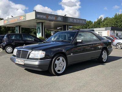 brugt Mercedes E320 2 220HK 2d Aut.
