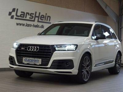 brugt Audi SQ7 TDi quattro Tiptr. Van