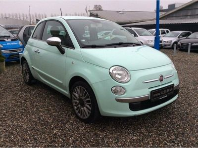 second-hand Fiat 500 1,2 Go Mint