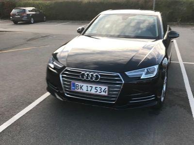 usado Audi A4 2.0 TFSI 190 HK 4-DØRS