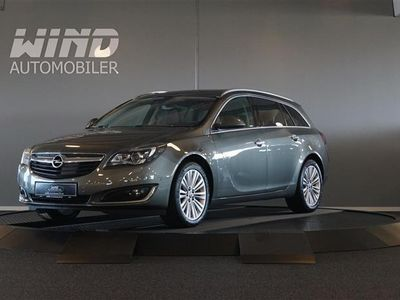 brugt Opel Insignia Country Tourer Sports Tourer 1,6 CDTI active sele 136HK Stc