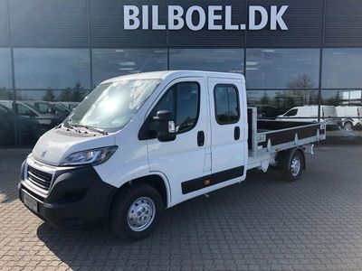brugt Peugeot Boxer 335 2,0 BlueHDi 130 L3