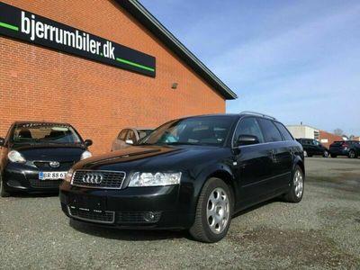 brugt Audi A4 1,8 T 163 Avant Multitr.