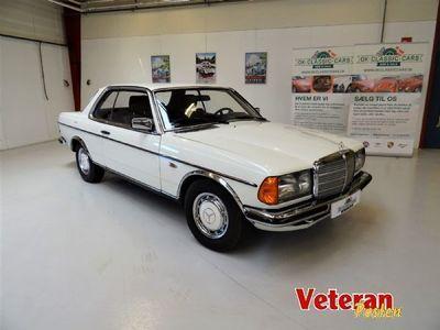 brugt Mercedes 230 CE (C123)