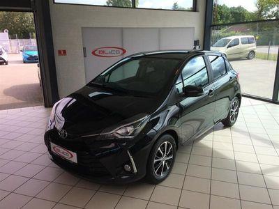 used Toyota Yaris 1,5 VVT-I T2 Premium Smart 111HK 5d 6g
