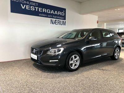 brugt Volvo V60 2,0 T3 Momentum 152HK Stc 6g Aut.