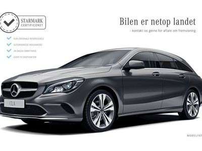 second-hand Mercedes CLA220 d 2,2 Urban SB aut.