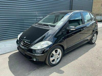 brugt Mercedes A200 2,0 Avantgarde aut.