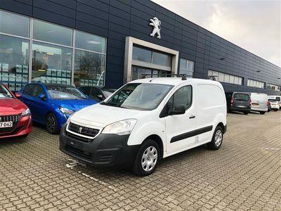 brugt Peugeot Partner L1 Flexpack 1,6 BlueHDi Pro 100HK Van