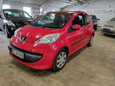brugt Peugeot 107 1,0 SD