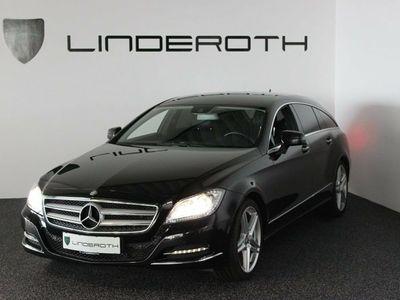 brugt Mercedes CLS350 3,0 CDi SB aut. 4-M BE