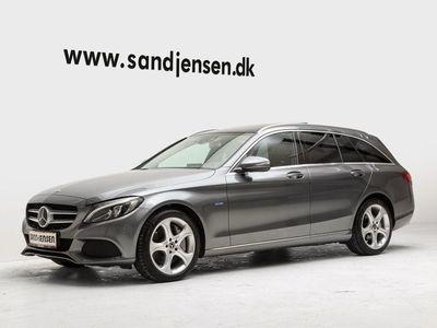 brugt Mercedes C350e 2,0 Avantgarde stc. aut. Van