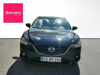 brugt Mazda 6 2,5 | SKYACTIV-G | 192 hk | Sedan | aut. | Optimum