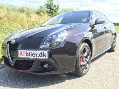 brugt Alfa Romeo Giulietta 1,8 TBI Veloce TCT 240HK 5d 6g