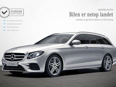 käytetty Mercedes E220 2,0 AMG Line stc. aut.