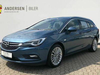 brugt Opel Astra 4 Turbo ECOTEC Dynamic 150HK 5d 6g Aut.
