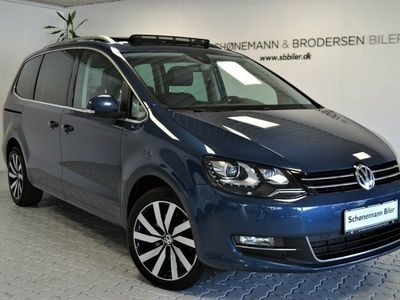 käytetty VW Sharan 2,0 TDi 184 Highline DSG