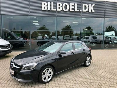 käytetty Mercedes A200 d 2,2 Business