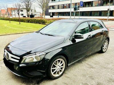 brugt Mercedes A180 1.5 109 HK Urban