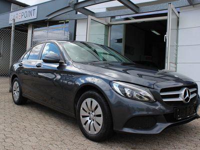 usata Mercedes C200 2,0 aut.