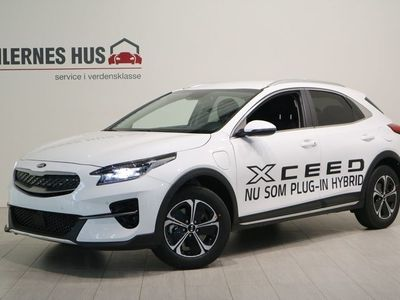 brugt Kia XCeed 1,6 PHEV Upgrade Intro DCT