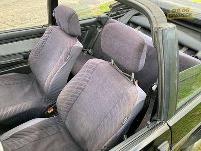 brugt VW Golf Cabriolet 1.8