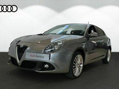 brugt Alfa Romeo Giulietta 1,4 M-Air 170 Super TCT