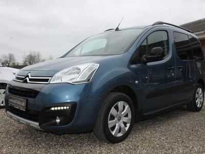 brugt Citroën Berlingo 1,6 Blue HDi Feel start/stop 100HK