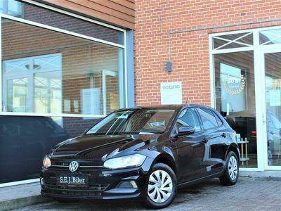 brugt VW Polo 1,0 TSI Comfortline DSG 95HK 5d 7g Aut. A+
