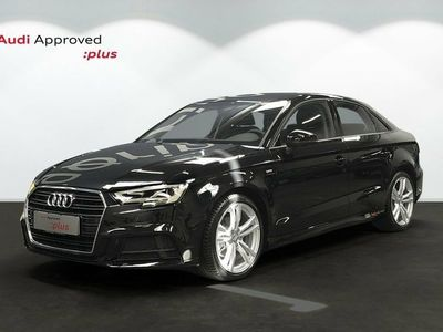 brugt Audi A3 35 TFSi Sport Limited S-tr.