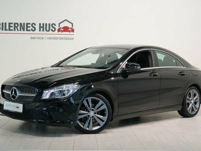 second-hand Mercedes CLA200 d 2,2 Urban aut.