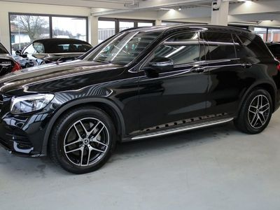 brugt Mercedes GLC350 d 3,0 AMG Line aut. 4-M