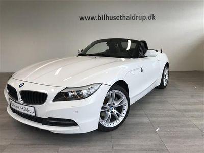 brugt BMW Z4 23i 2,5 204HK Cabr. 6g Aut.