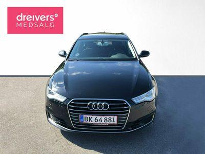 brugt Audi A6 AVANT 1.8 TFSI 190 HK 5-dørs S tronic | S Tronic