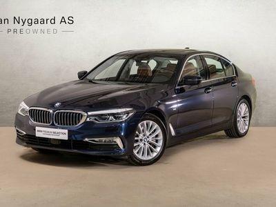 brugt BMW 540 i 3,0 aut.