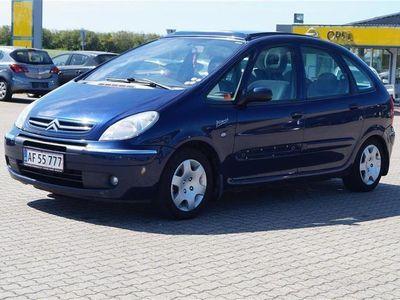 begagnad Citroën Xsara Picasso 1,6 Family Clim 95HK